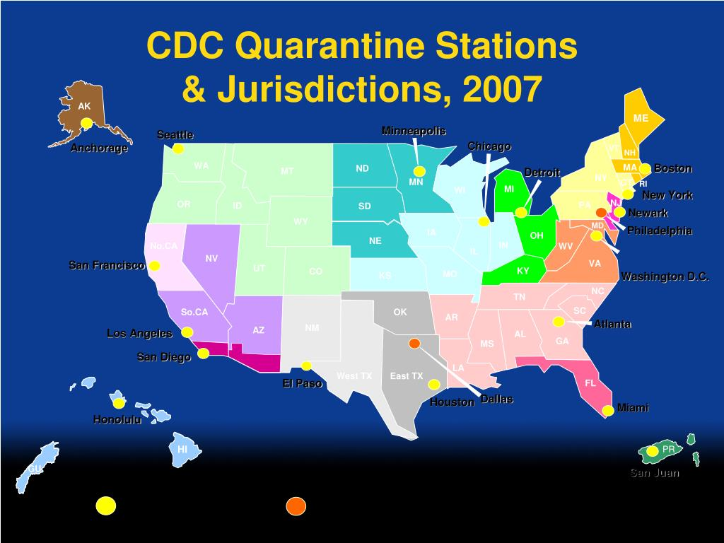 CDC Station