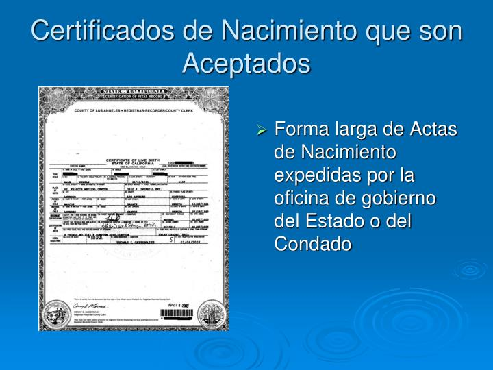 PPT - Procedimiento para solicitar un pasaporte. PowerPoint ...
