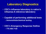 laboratory diagnostics
