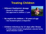 treating children