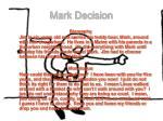 mark decision