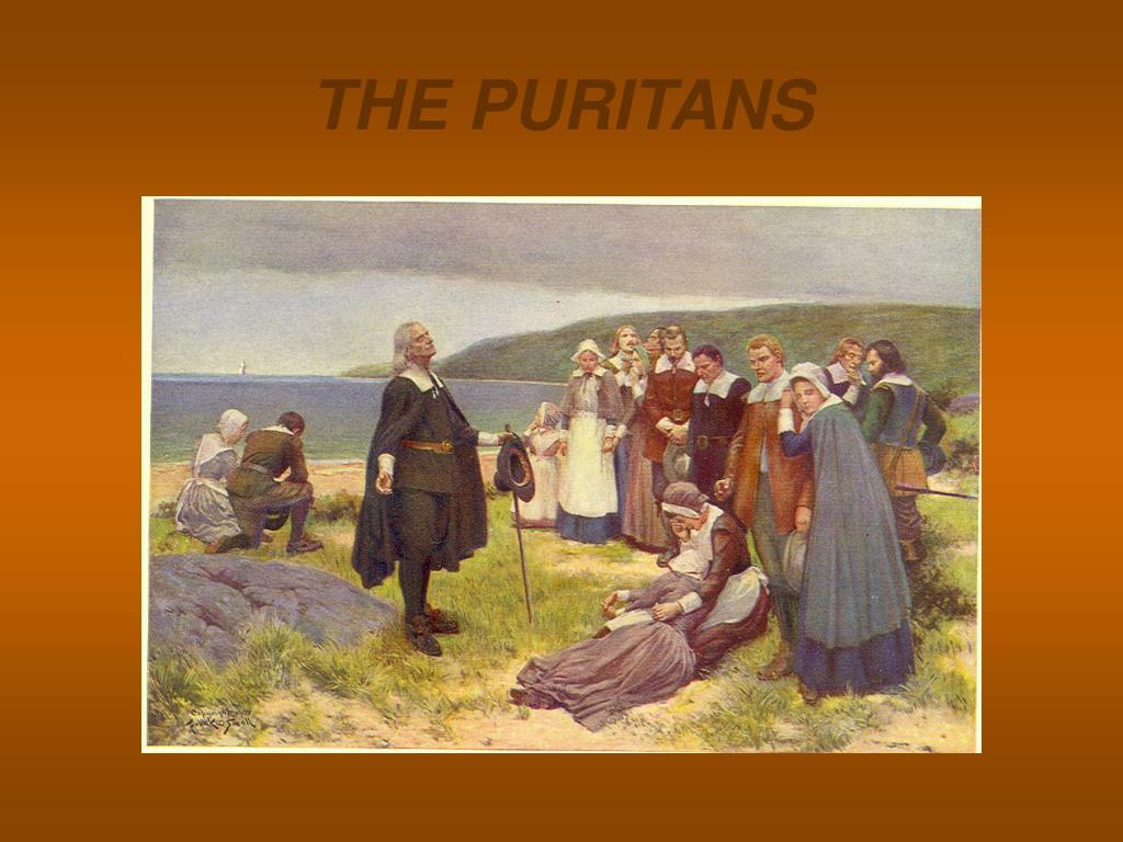the puritans l.