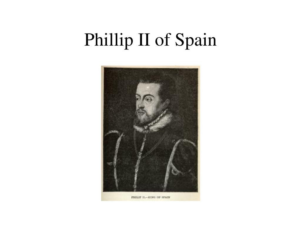 phillip ii of spain l.