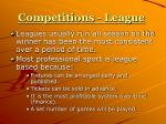 competitions league15