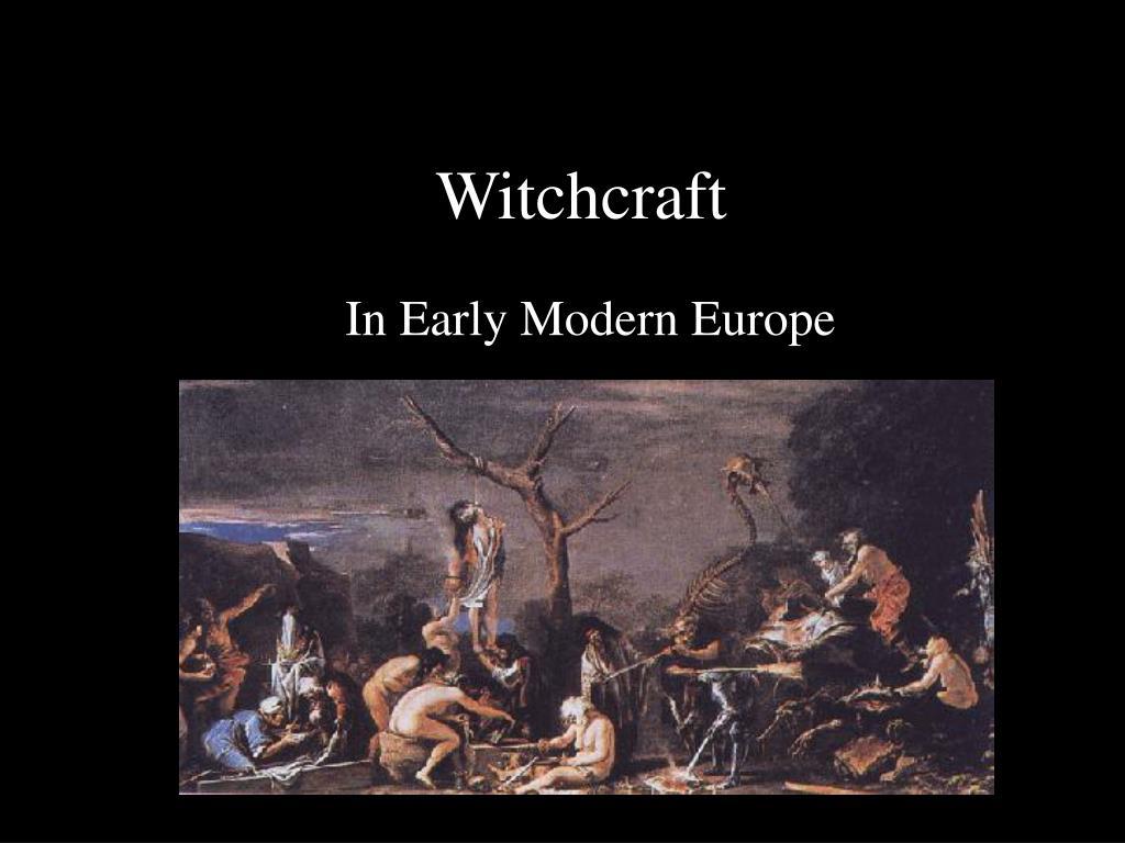 witchcraft l.