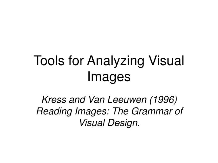 an analysis of visual imagery in 2 plays Imagery - the author's attempt to create a mental picture (or reference point) in the mind of the reader remember, though the most immediate forms of imagery are visual, strong and effective imagery can be used to invoke an emotional, sensational (taste, touch, smell etc) or even physical response.