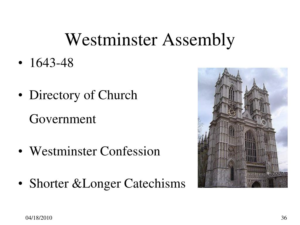 Westminster Assembly