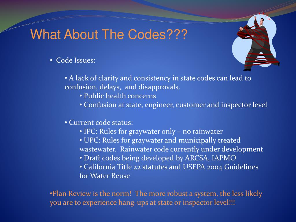 What About The Codes???