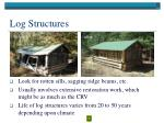 log structures