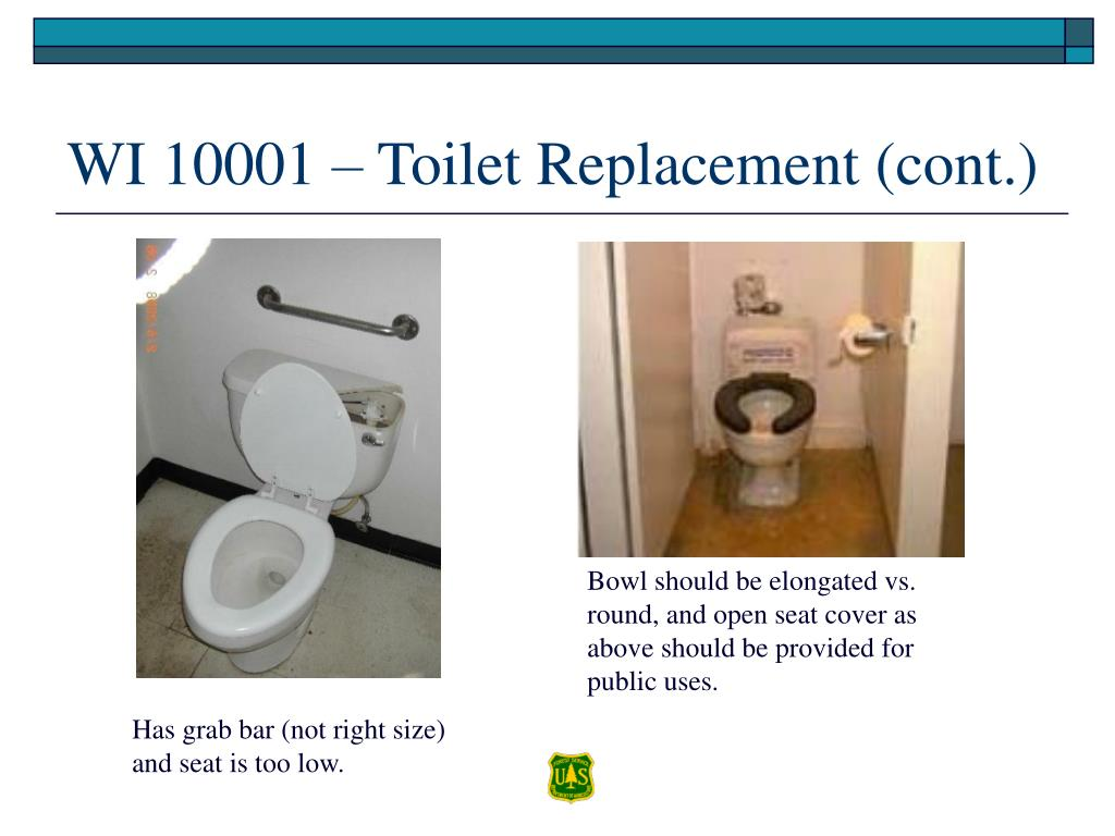 WI 10001 – Toilet Replacement (cont.)