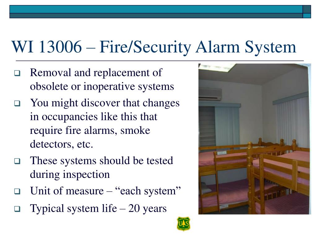 Removal and replacement of obsolete or inoperative systems