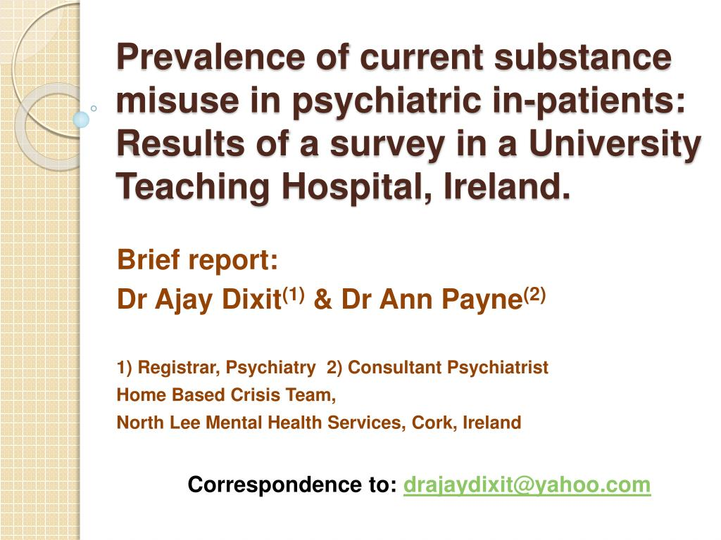 survey protocol in psychiatric hospitals There are two important joint commission conferences coming up soon for behavioral health organizations and psychiatric hospitals we will be attending both and hope to see many of you there.