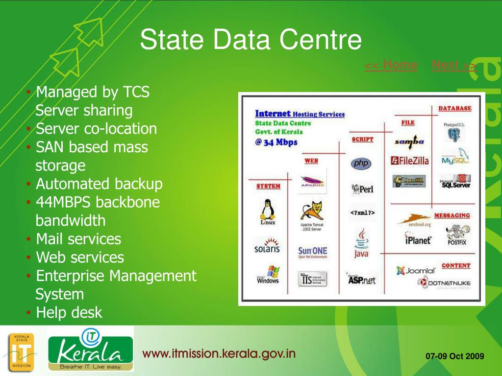 State Data Centre