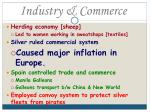 industry commerce