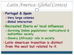 latin america global context