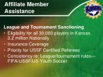 affiliate member assistance3