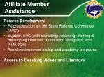 affiliate member assistance5