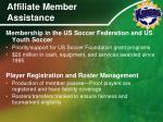 affiliate member assistance6
