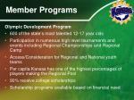 member programs1