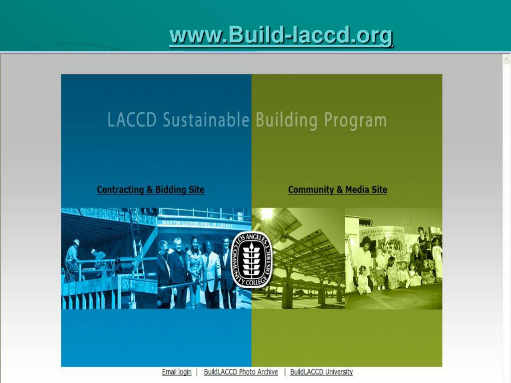www.Build-laccd.org