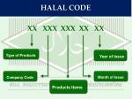 halal code