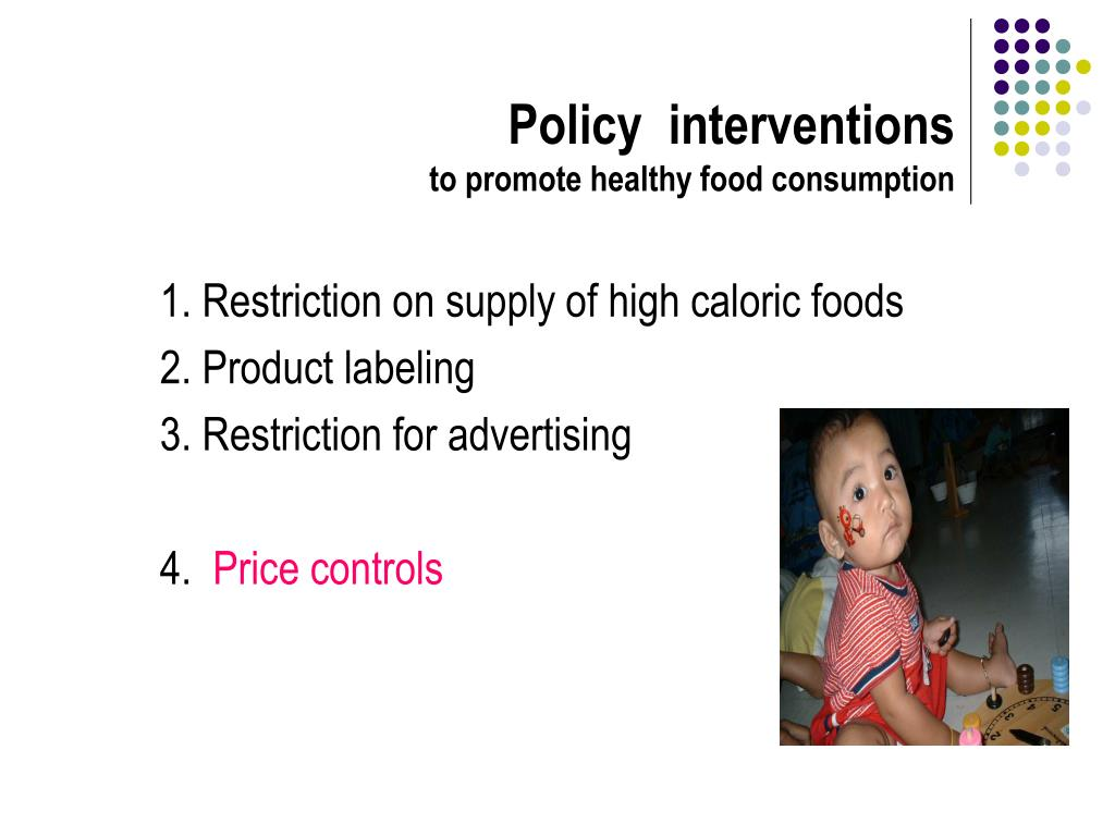 Policy  interventions
