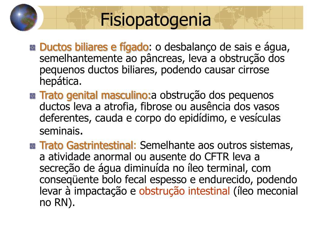 Fisiopatogenia