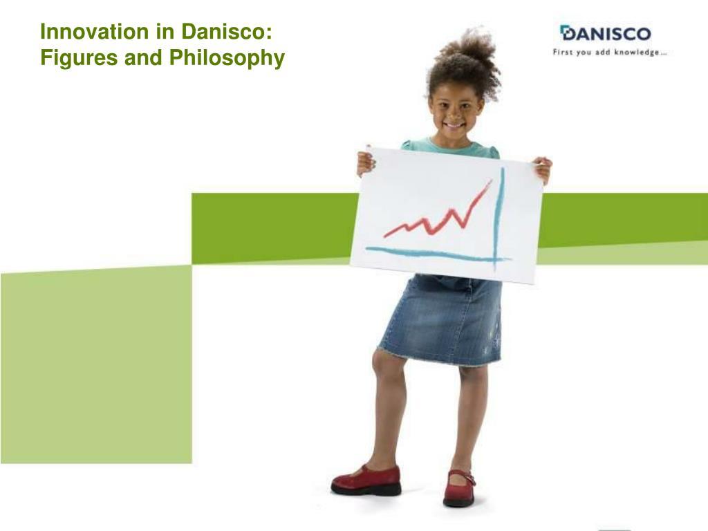 Innovation in Danisco:
