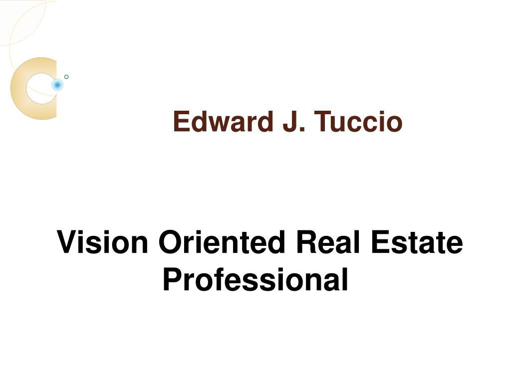 Edward J. Tuccio