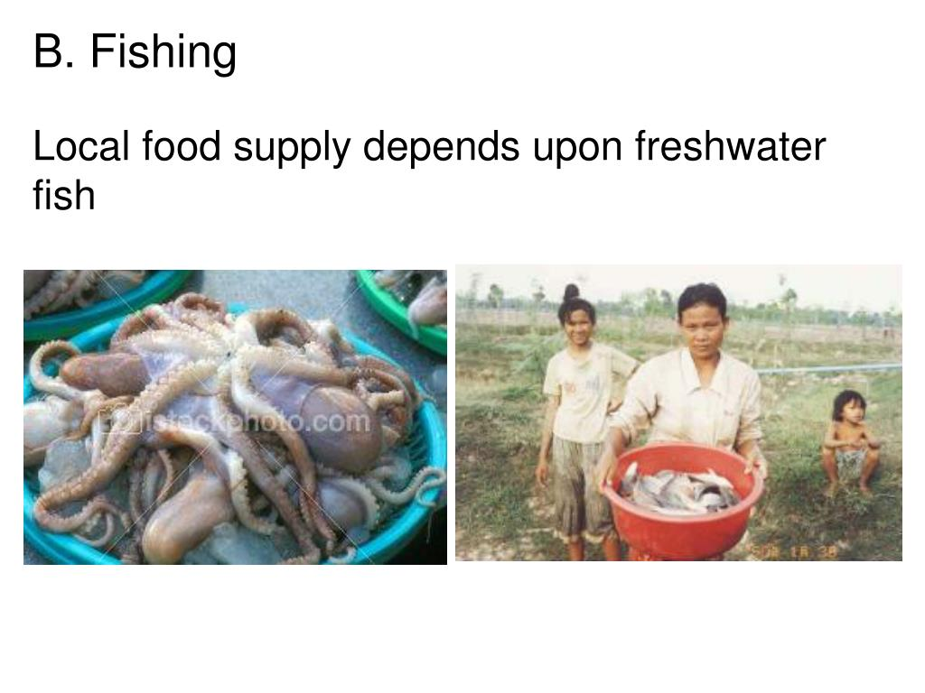 B. Fishing