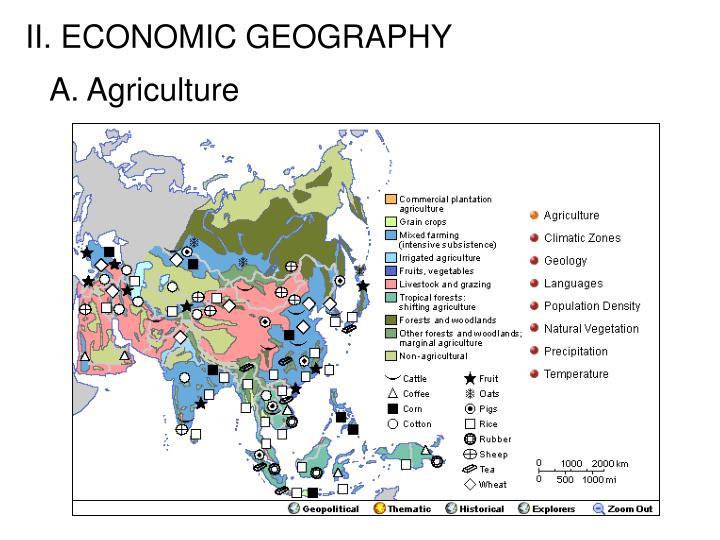 Ii economic geography
