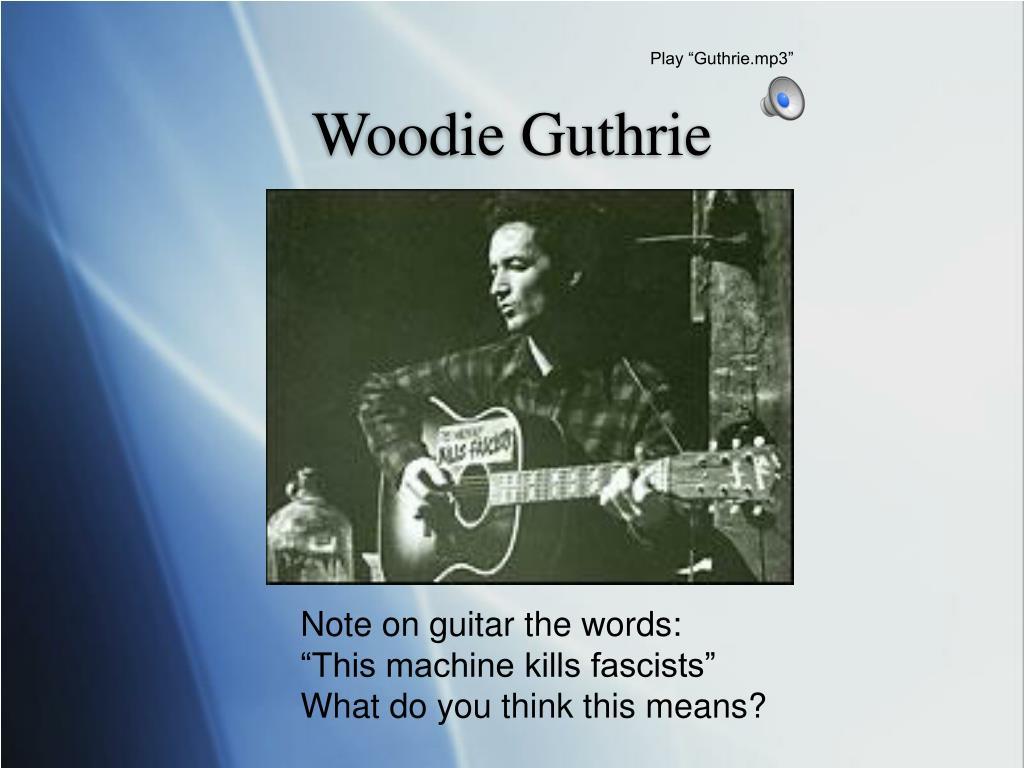 """Play """"Guthrie.mp3"""""""