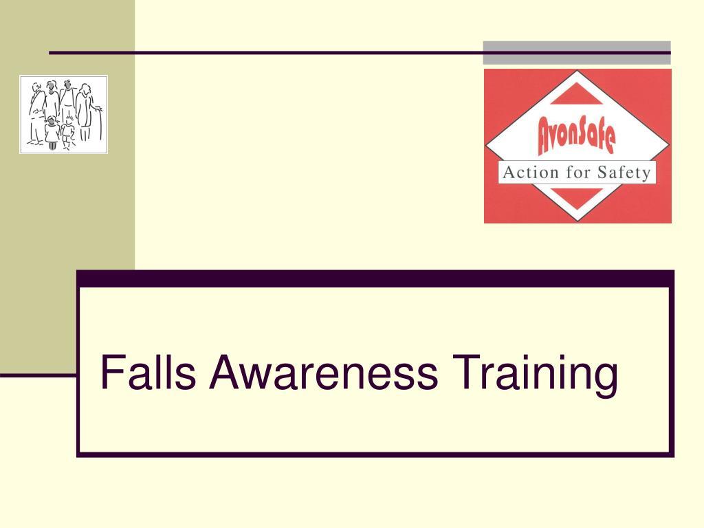 falls awareness training l.