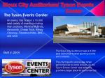 sioux city auditorium tyson events center
