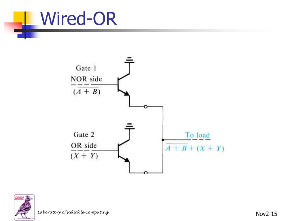 Wired-OR