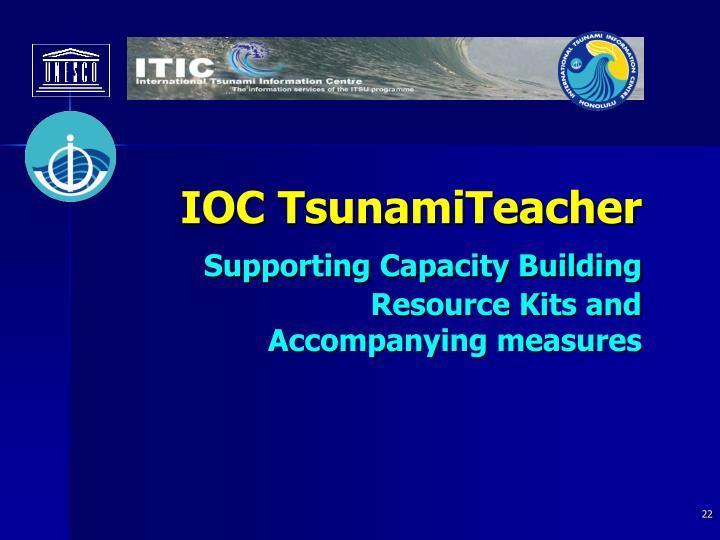 IOC TsunamiTeacher