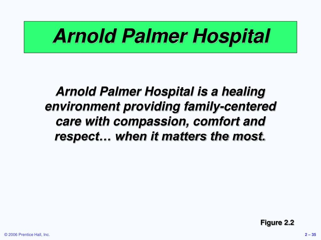 Arnold Palmer Hospital
