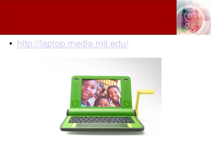 http://laptop.media.mit.edu/