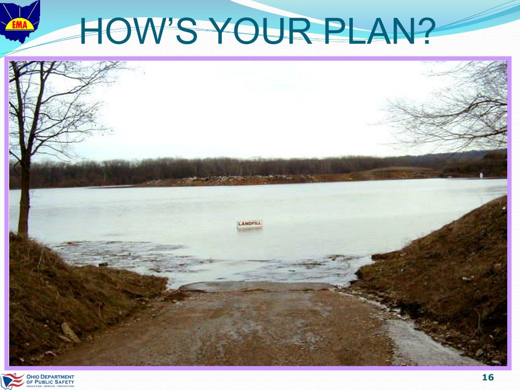 HOW'S YOUR PLAN?