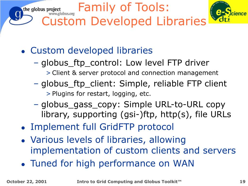 Family of Tools: