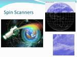 spin scanners