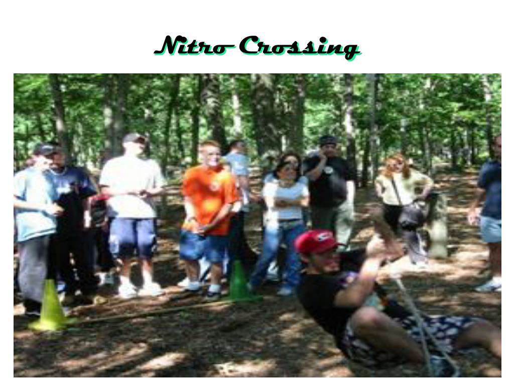 Nitro Crossing