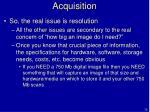 acquisition10