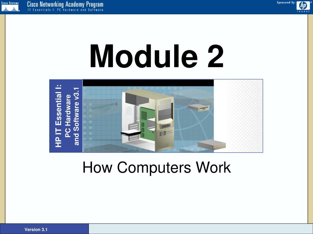module 2 l.