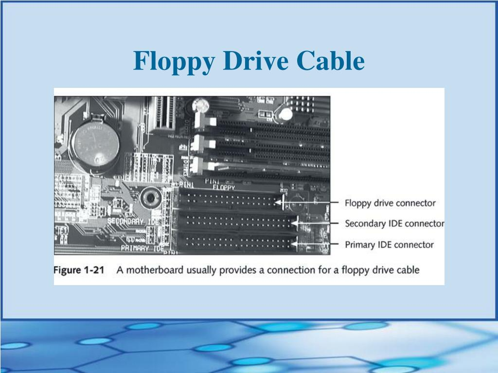 Floppy Drive Cable