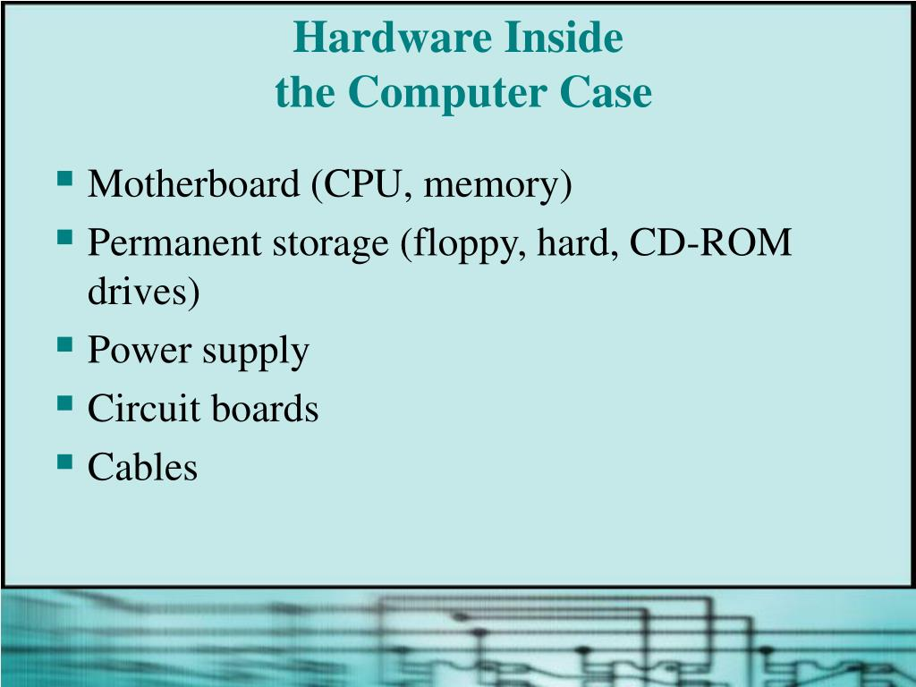 Hardware Inside