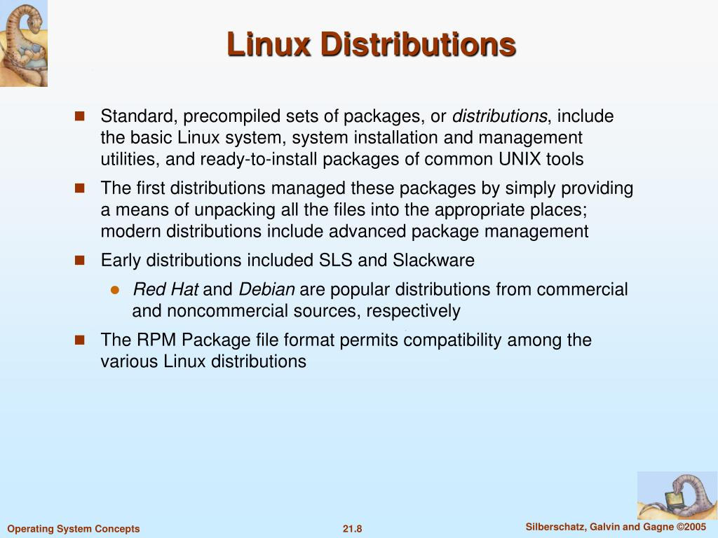 Linux Distributions