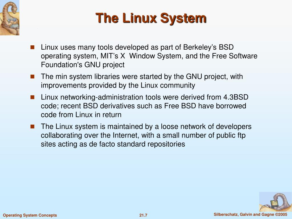 The Linux System