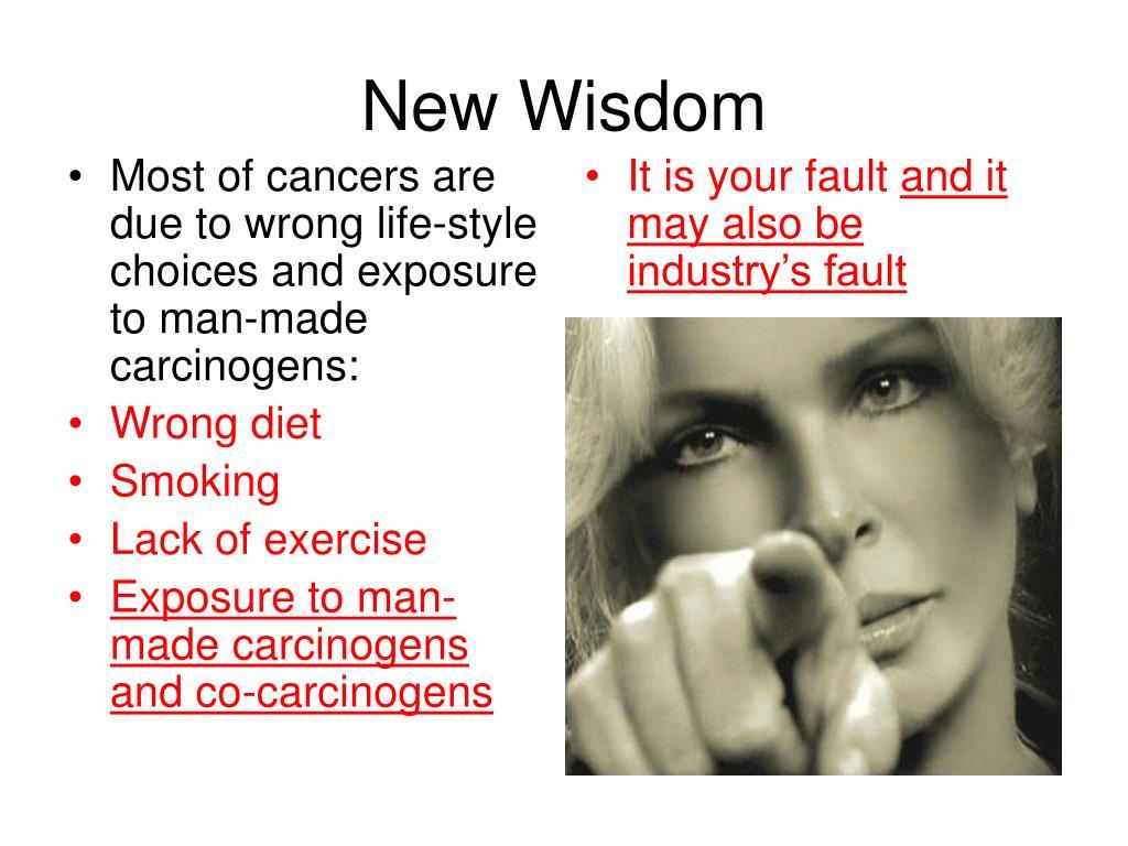 New Wisdom