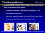 photostamps offering